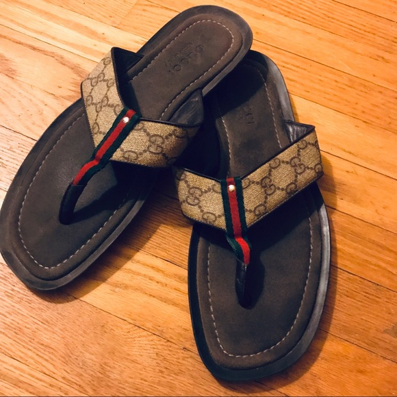 1e45f4ad3d85 Gucci Other - Gucci Sandal. Mens size 9 Authentic.